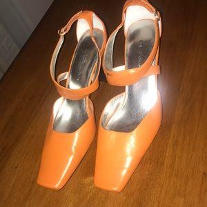 """Bellini Leather Heels"""